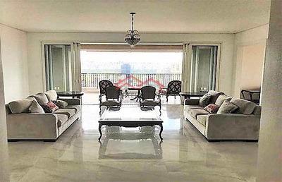 Apartamento Com 4 Suítes, Jardim Europa-r$ 14.900.000 - Cod:122 - V122