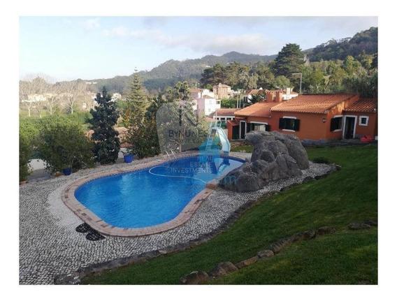 So0146- Sobrado Com 3 Dormitórios À Venda, 402 M² Por R$ 5.530.000 - Sintra - Queluz/lb - So0146