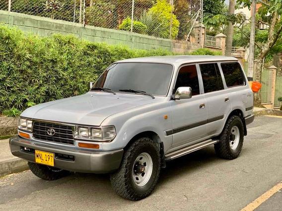 Toyota Burbuja Autana Lx Automatica