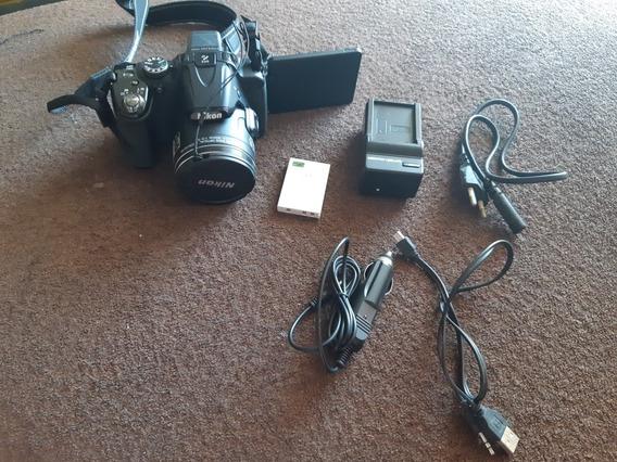 Câmera Nikon P 520