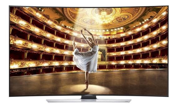 Televisor Samsung 55 Curvo 4k Ultra Hd