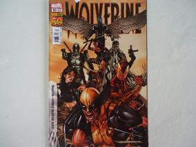 Gibi Hq Wolverine Nº83 Panini Set 2011
