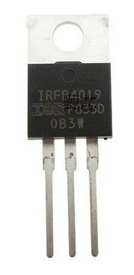 2 Transistor Mosfet Irfb4019 Original Taramps Stetsom