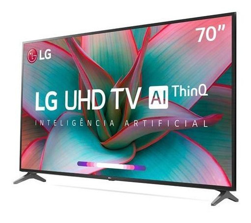 Smart Tv LG Led 4k 70  Com Thinq Ai, Smart Magic E Wi-fi