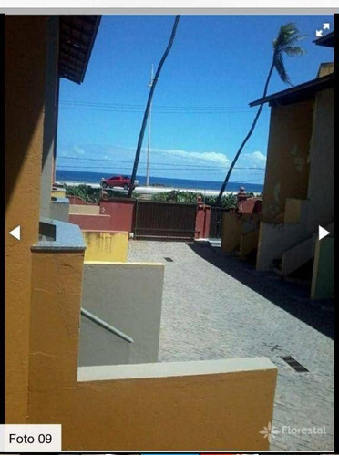 Imagem 1 de 16 de Sobrado Triplex À Venda, 182 M² Por R$ 447.000 Frente Ao Mar - So0001