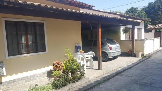 Casa Em Maria Paula, São Gonçalo/rj De 61m² 2 Quartos À Venda Por R$ 289.000,00 - Ca213625