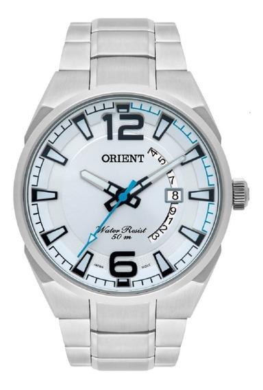 Relógio Orient Masculino Mbss1336 S2sx Aço