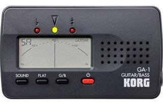 Afinador Sintonizador De Guitarra Korg Ga-1