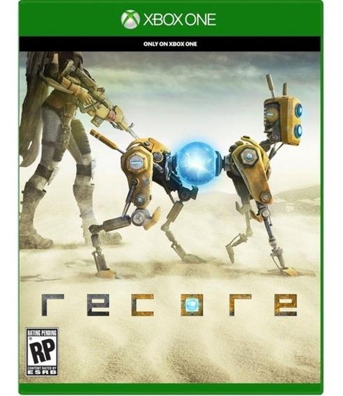 Jogo Recore Xbox One Usado - Mídia Fisica