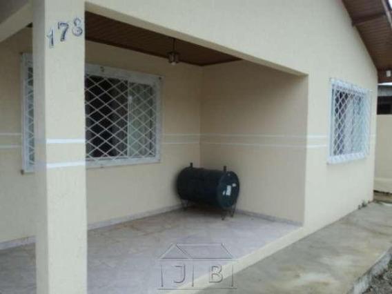 Casa Para Venda Em São José Dos Pinhais, Planta Nemari, 2 Dormitórios, 1 Banheiro, 2 Vagas - 111_2-70744