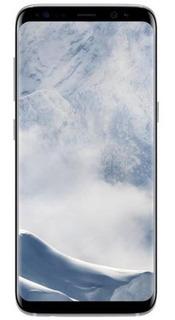 Galaxy S8 64gb Celular Samsung Usado Seminovo Prata Bom