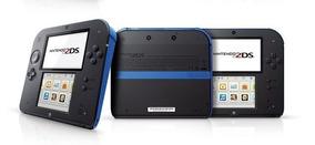 Nintendo 2ds 4gb + Case Original
