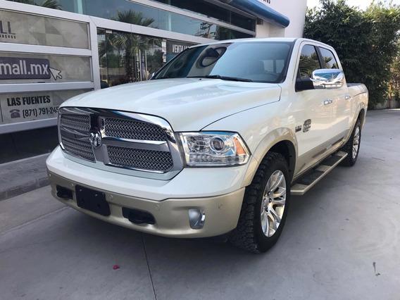 Dodge Ram 2500 Laramie Long Horn 4x4 2017 Blanco
