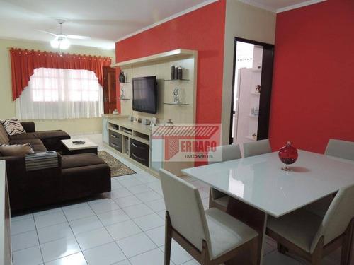 Imagem 1 de 30 de Sobrado Com 2 Dormitórios À Venda, 257 M² Por R$ 850.000,00 - Vila Cecília Maria - Santo André/sp - So1089