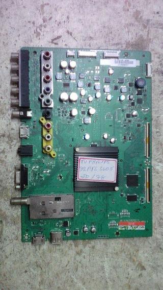 Placa Principal Ta Tv Philips 42pfl3605jd/78