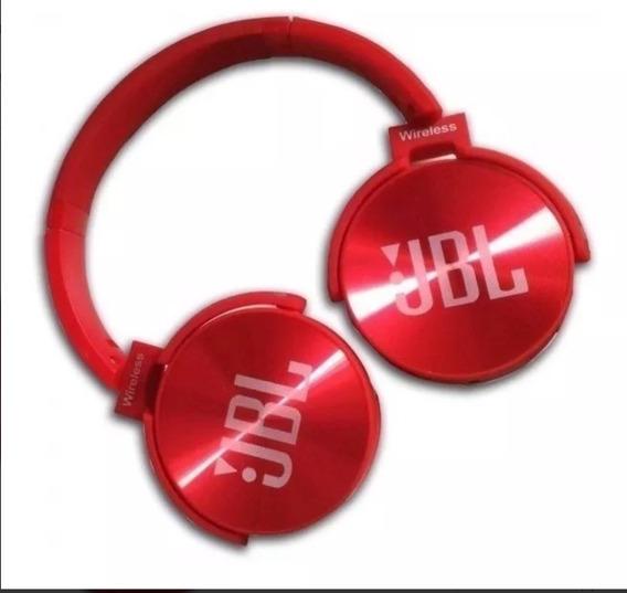 Fone De Ouvido Jbl950s S/fio Bluetooth Wirelles Radio Fm Mp3
