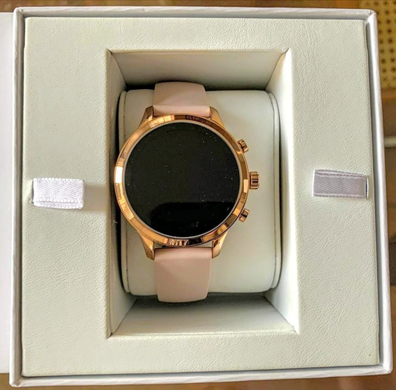Smartwatch Michael Kors Access Runway Mkt5048 Rose Gold