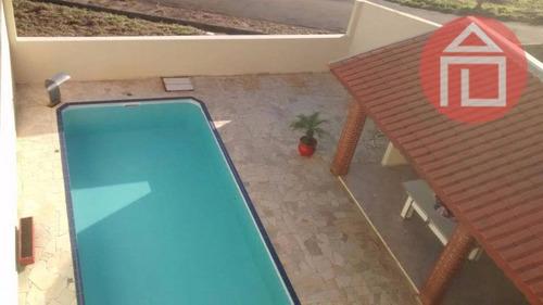 Casa Com 3 Dormitórios À Venda, 230 M² Por R$ 795.000,00 - Jardim Primavera - Bragança Paulista/sp - Ca0860