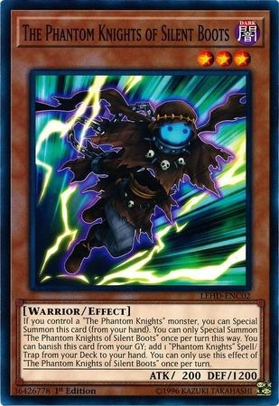 The Phantom Knights of Lost Vambrace MACR-EN066 Yu-Gi-Oh Card 1st Edition New