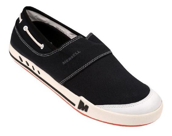 Zapatillas Merrell Panchas Nuguet Negro 161976