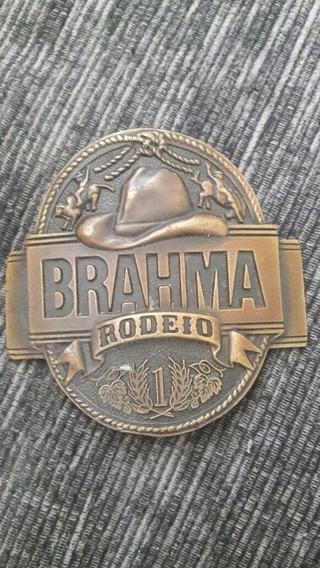 Fivela Exclusiva Brahma Rodeio