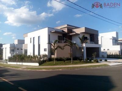 Casa Residencial Em Campinas - Sp, Loteamento Parque Dos Alecrins - Ca01165