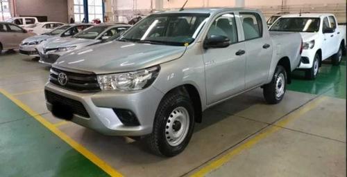 Toyota Hilux 2021 2.4 Cd Dx 150cv 4x4