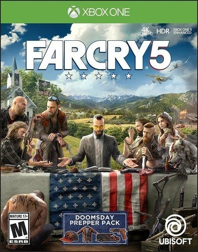 Far Cry 5 - Xbox One - Nacional! Midia Fisica!