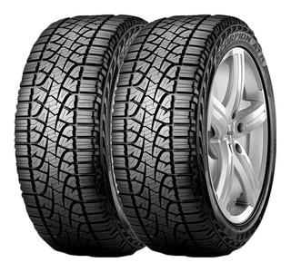 Kit X2 Neumáticos Pirelli 245/70 R16 111t Scorpion Atr