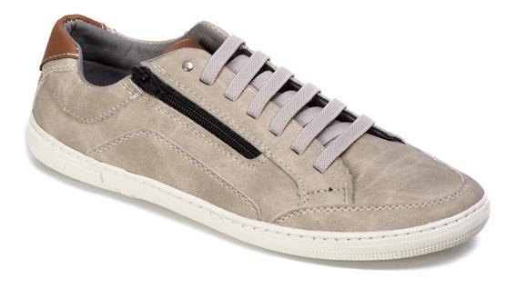 Sapato Masculino Sapatenis Casual Costurado Confort Promocao