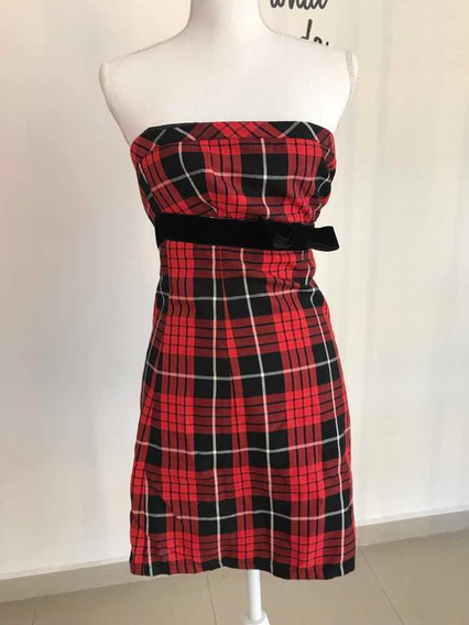 Vestido Vintage 90s Y Bolsa De Zara