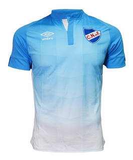 Camiseta Nacional 2016 Celeste Sin Sponsors Umbro Oficial