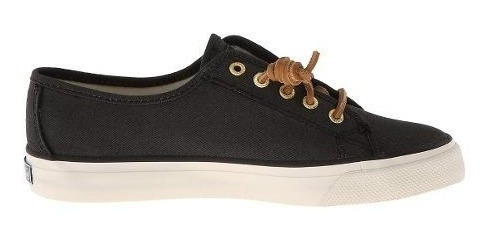 Tenis Sperry- Top Sider -negro-mujer- Sts90555
