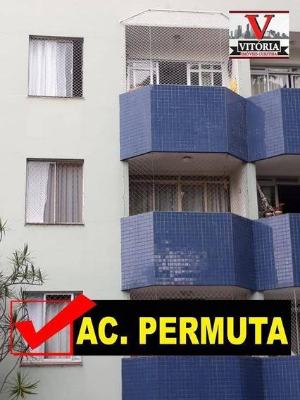 Apartamento À Venda, Cabral, Curitiba. Próx Ao Macdonald