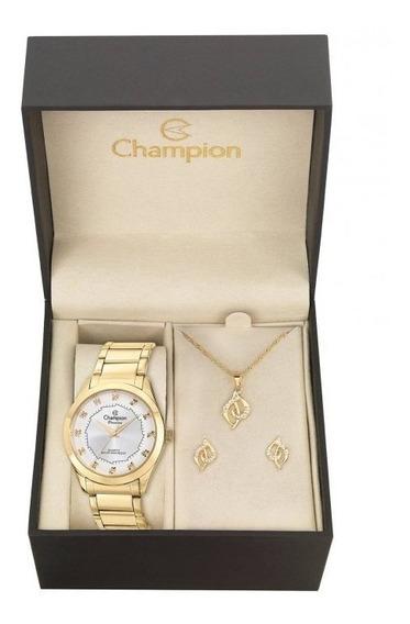 Relógio Champion Original (acompanha Acessórios E Caixa)