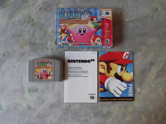 Kirby 64 - The Crystal Shards - Ótimo Estado - Nintendo 64