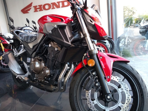 Honda Cb 500 F 0km 2020 Ultima Unidad!!! Power Bikes
