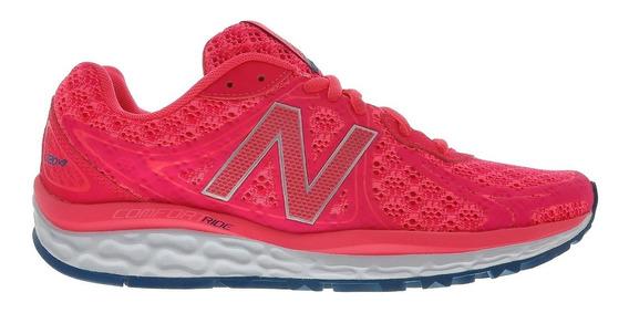 Zapatilla New Balance Running Mujer 720v3 Rosa Ras