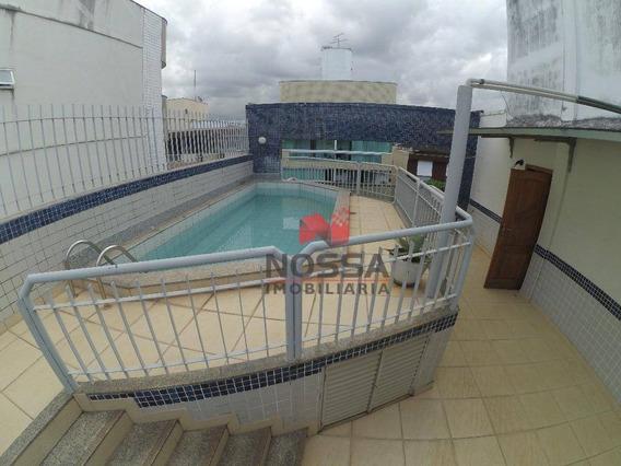 Cobertura Linear 5 Quartos Com Suíte Em Jardim Da Penha. - Co0022