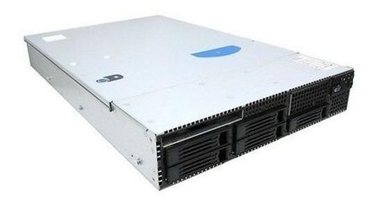 Servidor Rack 2u Dual Processado Xeon - Hd 2tb Sas 32gb Ram