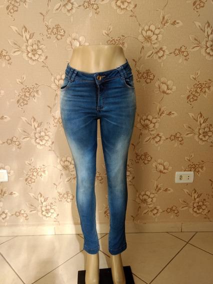 Calça Plus Size Darlook Jeans Frete Grátis