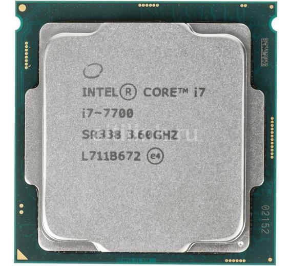 Processador Intel Core I7 7700 4.5ghz 8mb Lga1151 Oem Novo