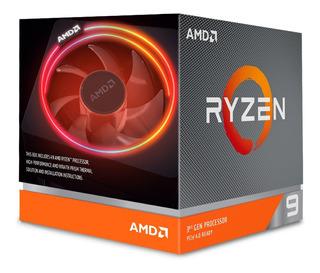 Micro Procesador Amd Ryzen 9 3900x Am4 Logg