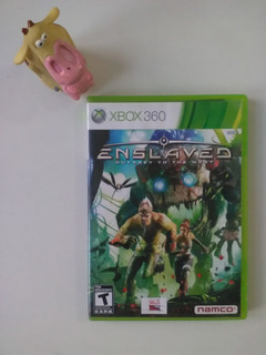 Enslaved Odyssey To The West Xbox 360 Garantizado