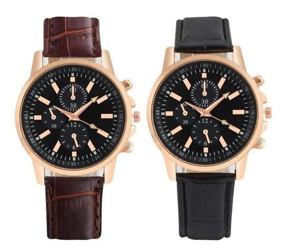 Marca De Alta Qualidade Relógios De Quartzo De Luxo Dos Home