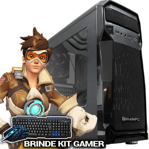 Cpu Gamer Intel / Core I5 / 8gb / 500gb / Gtx 1050 4gb Ti