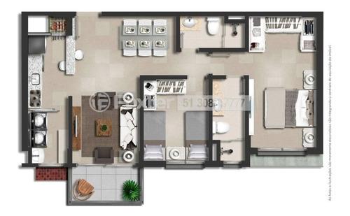 Imagem 1 de 16 de Apartamento Garden, 2 Dormitórios, 121.93 M², Passo Da Areia - 205674