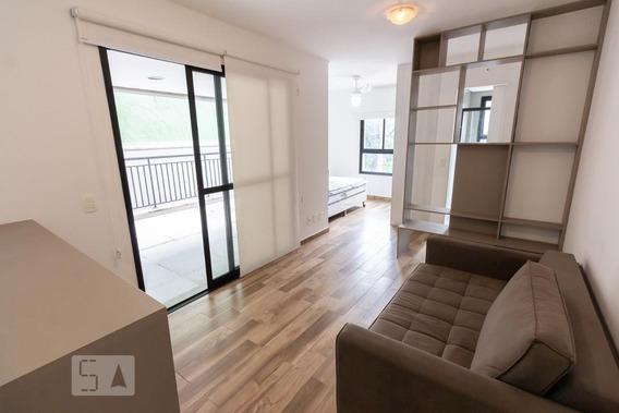 Apartamento Para Aluguel - Perdizes, 1 Quarto, 45 - 893073119