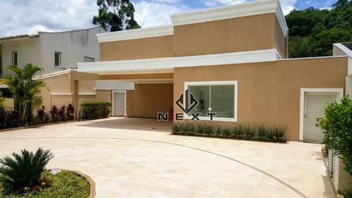 Imagem 1 de 21 de Linda Casa Totalmente Modernizada Res 2 Alphaville - Ca0762