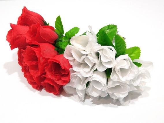 Ramo De Rosas Artificiales Pacho